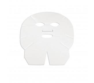 Maschera Viso Bianca in TNT - 25cm - 100pz. MakeUp Supply