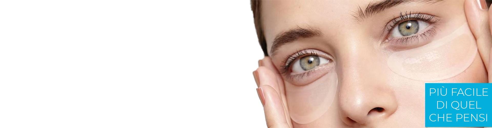 Cerotto anti-aging per contorno occhi